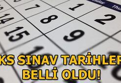 2019 üniversite sınavı ne zaman yapılacak YKS sınav tarihleri...