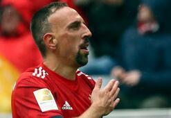 Franck Riberyden Galatasaray paylaşımı