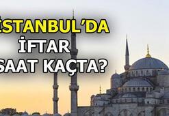 İstanbul iftar saati   Bugün iftar saat kaçta