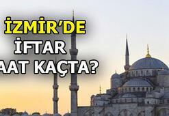 İzmir iftar saati   Bugün iftar saat kaçta