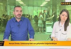 Nevzat Dindar: Galatasarayın önü kesilmek isteniyor