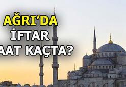 Ramazan ayının 11. gününde iftar saat kaçta Ağrı iftar saati