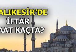 Ramazan imsakiyesi | Balıkesirde iftar ne zaman 2019 İftar saatleri