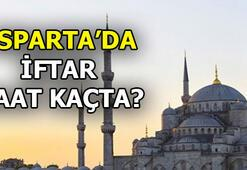 Ramazan imsakiyesi   Ispartada iftar ne zaman 2019 İftar saatleri
