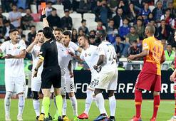 Galatasaray ve Akhisarspor, PFDKlık oldu