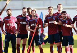 Trabzonsporda derbi hazırlıkları sürüyor