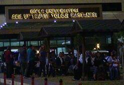 Diyarbakırda yol verme kavgası: Bir kişi hayatını kaybetti