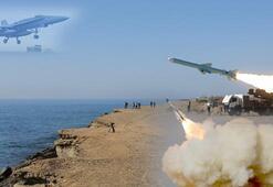 Bomba İran iddiası ABDyi vuracak füzeler görüntülendi...