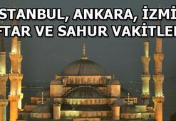 2019 Ramazan İmsakiyesi İstanbul, Ankara, İzmir iftar ve sahur vakitleri