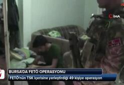 FETÖnün TSK içerisine yerleştirdiği 49 kişiye operasyon