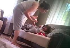 Bu görüntü isyan ettirdi... İşte o annenin cezası