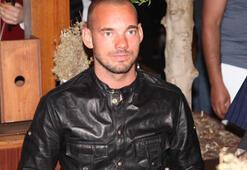 Sneijder, Başakşehir maçı için İstanbul'a geliyor