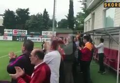 Galatasaray şampiyonluğa kenetlendi