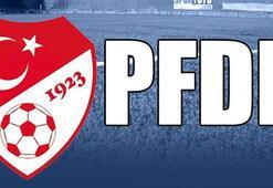 PFDK, kupa finali cezalarını açıkladı