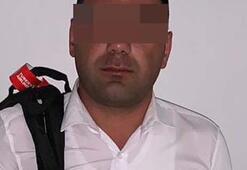 İstanbulda yakalandılar Mide ve bağırsaklarında...
