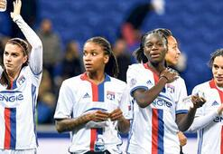 Kadının gücü futbola