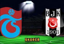 Trabzonspor - Beşiktaş: 2-1