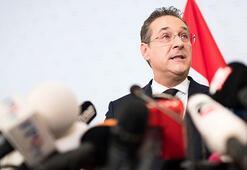 Avusturyada Başbakan Yardımcısı istifa etti