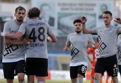 Adanaspor - Osmanlıspor: 1-4