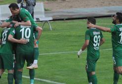 Giresunspor - Altınordu: 3-1