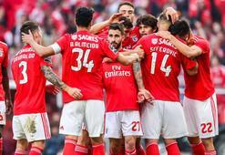Portekizde şampiyon Benfica