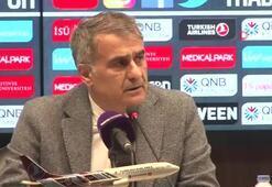 Güneş: Üçüncülük Beşiktaş için başarısızlıktır