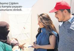 Azez'de 3 mobil klinik hizmette