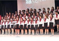 İDOB Çocuk Korosu'ndan konser