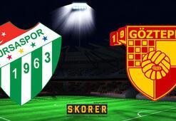 Bursaspor-Göztepe: 0-0