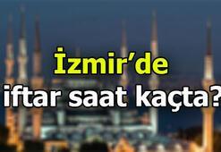 İzmirde iftar saat kaçta 2019 Ramazan imsakiyesi