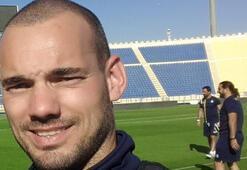 Sneijder maça gelemiyor