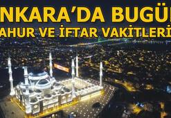 20 Mayıs Ankarada sahur ne zaman Ankarada günün iftar ve sahur vakitleri