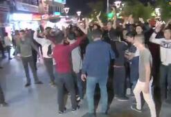 Galatasaraylılar ile Konyaspor taraftarları arasında arbede