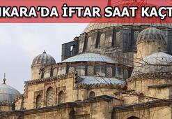 Ankarada iftar saat kaçta 20 Mayıs Ankara iftar vakti