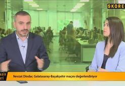Nevzat Dindar: 20 Mayıs itibariyle Deniz Türüç Galatasaraya hayırlı olsun diyebilirim