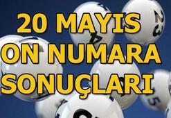 On Numara çekiliş sonuçları açıklandı (MPİ 20 Mayıs On Numara sonuç sorgulama ekranı)