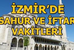 İzmirde bu gece sahur saat kaçta 21 Mayıs İzmir sahur ve iftar vakitleri