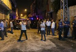 Mahalleli sokağa döküldü Özel harekatçılar olay yerine geldi