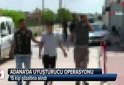 Adanada büyük operasyon