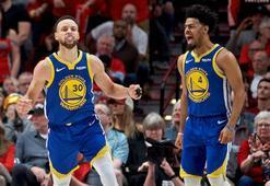 Warriors NBA finalinde