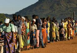 Malavi sandık başında