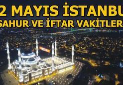 İstanbul sahur vakti ne zaman 22 Mayıs Çarşamba İstanbul sahur ve iftar saatleri