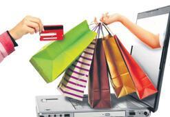Online harcamalar son sürat artıyor