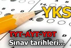 YKS ne zaman 2019 Üniversite sınavı tarihi (TYT-AYT-YDT)