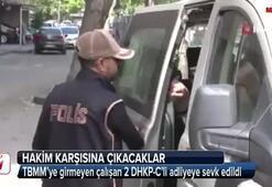 2 DHKP-Cli terörist adliyeye sevk edildi