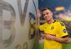 Thorgan Hazard resmen Borussia Dortmundda