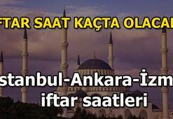 Oruç saat kaçta açılacak İstanbulda - Ankarada - İzmirde iftar saat kaçta