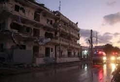 Somalide bomba yüklü araçla saldırı: 4 ölü