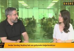 Serdar Sarıdağ: Fenerbahçe 1 adım önde