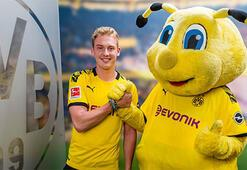Borussia Dortmund, Brandtı da açıkladı